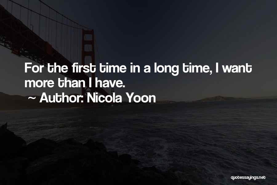 Nicola Yoon Quotes 504257