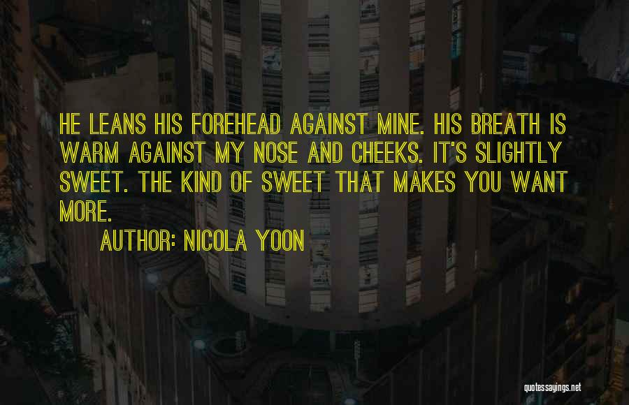Nicola Yoon Quotes 516060
