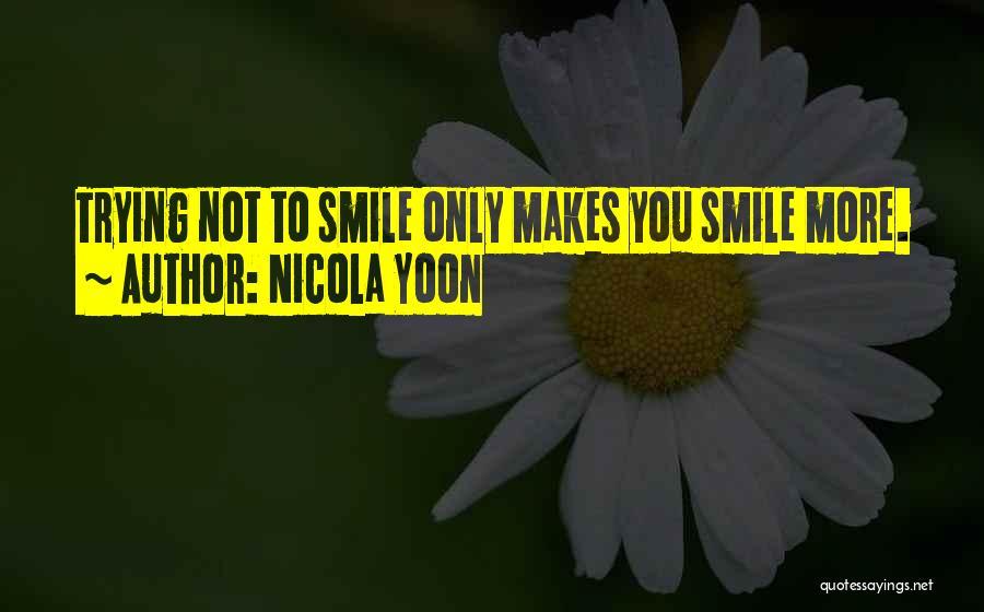 Nicola Yoon Quotes 526972
