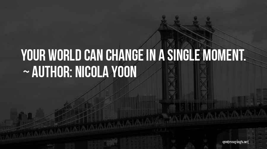 Nicola Yoon Quotes 547005