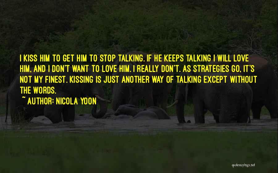 Nicola Yoon Quotes 685884