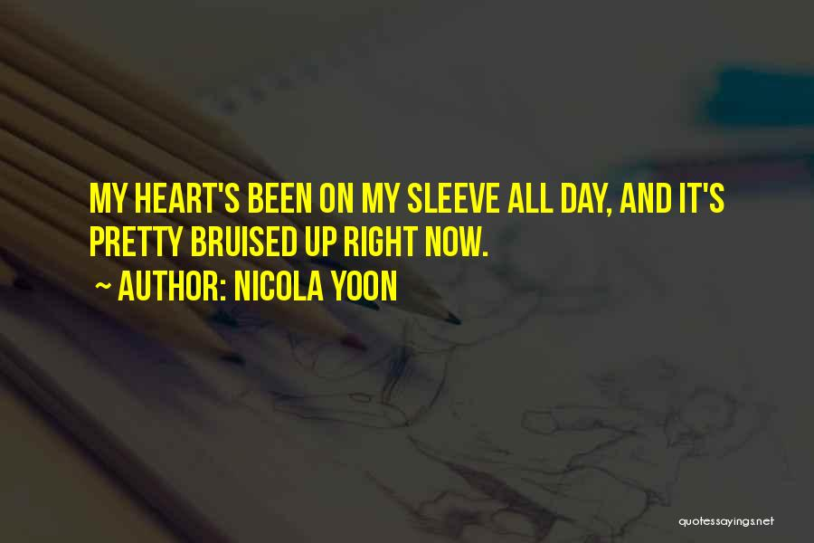 Nicola Yoon Quotes 686120