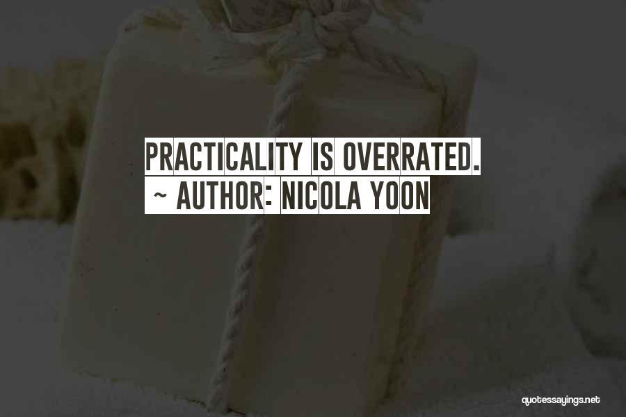Nicola Yoon Quotes 687997