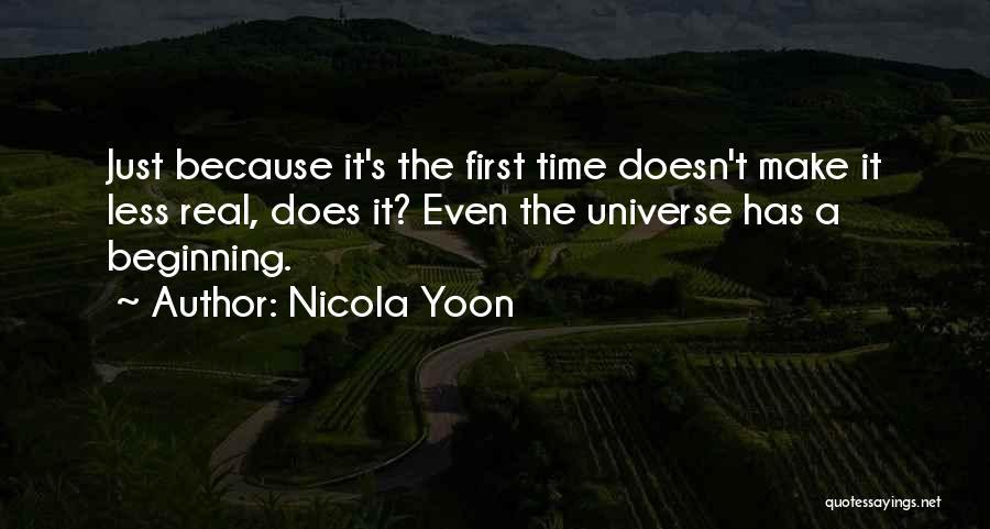 Nicola Yoon Quotes 79181