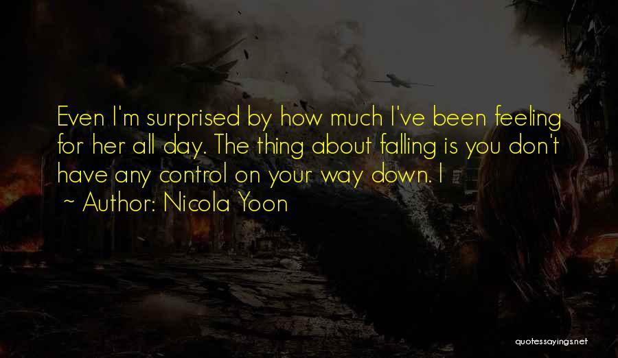 Nicola Yoon Quotes 836936