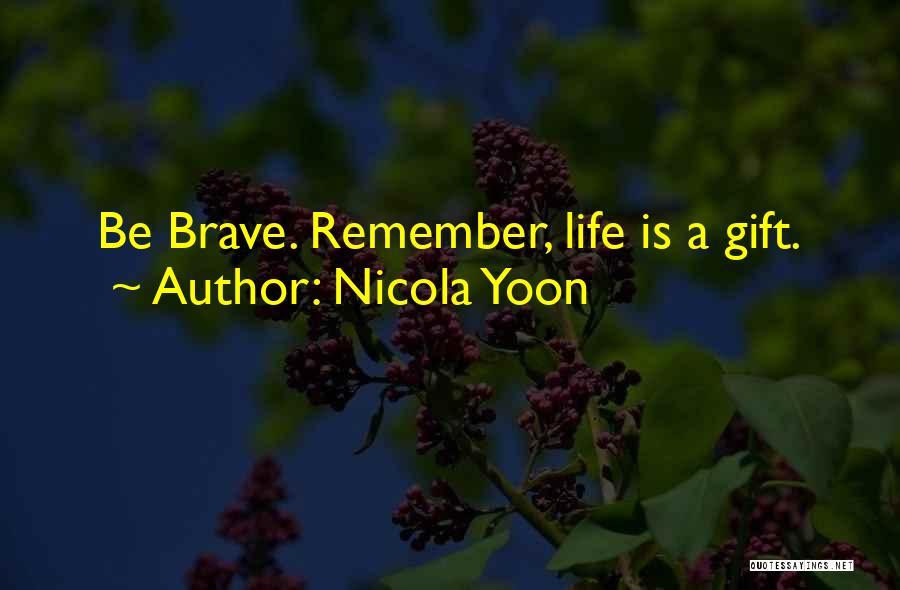 Nicola Yoon Quotes 874522