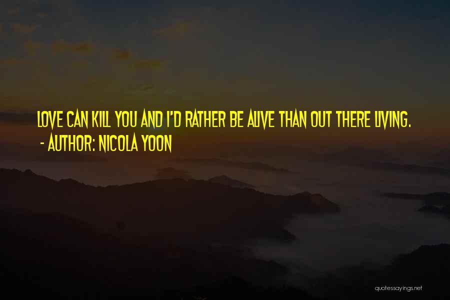 Nicola Yoon Quotes 989254
