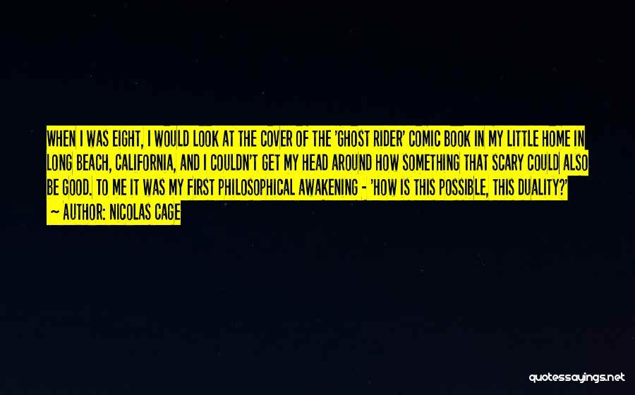 Nicolas Cage Quotes 1055150