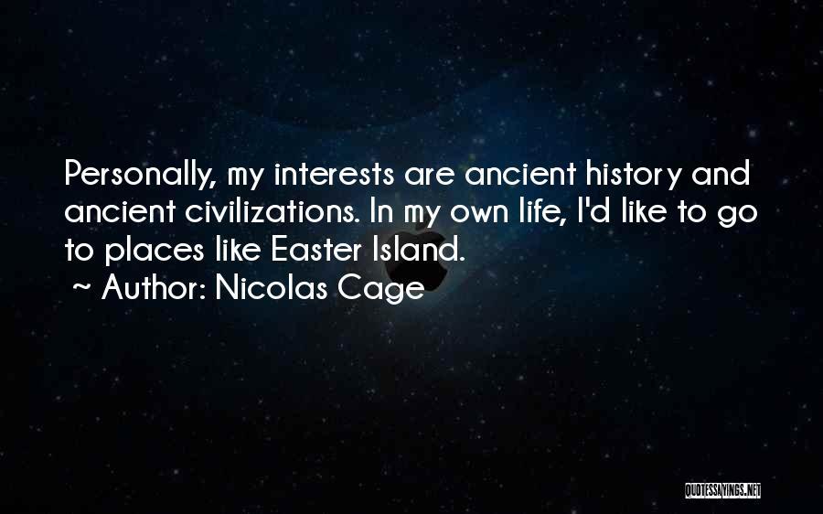 Nicolas Cage Quotes 1128641