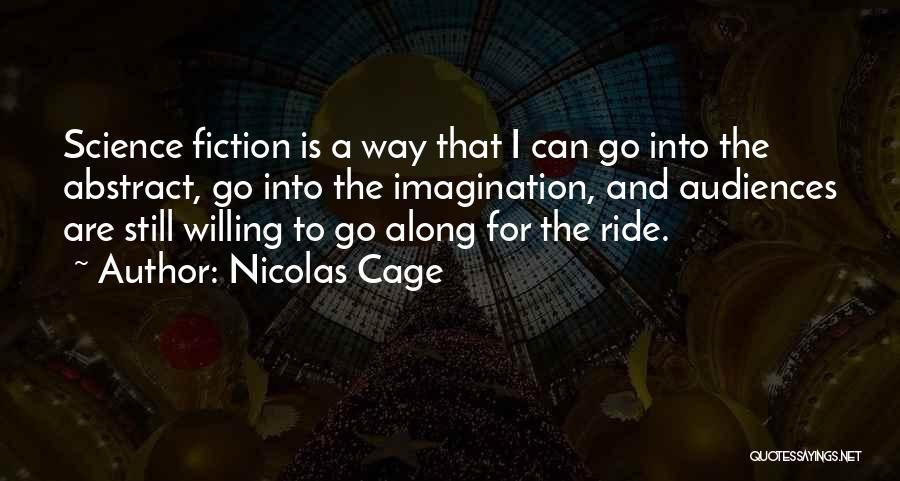 Nicolas Cage Quotes 1202063