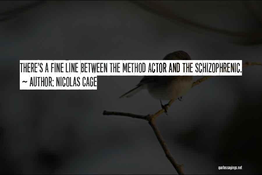 Nicolas Cage Quotes 1292113