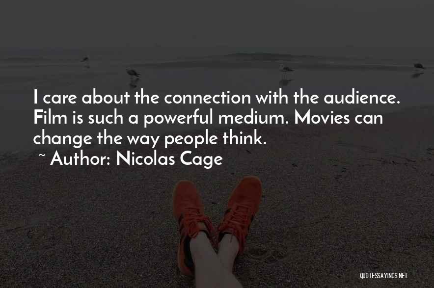 Nicolas Cage Quotes 1525515