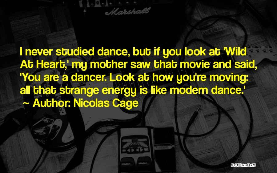 Nicolas Cage Quotes 1536890