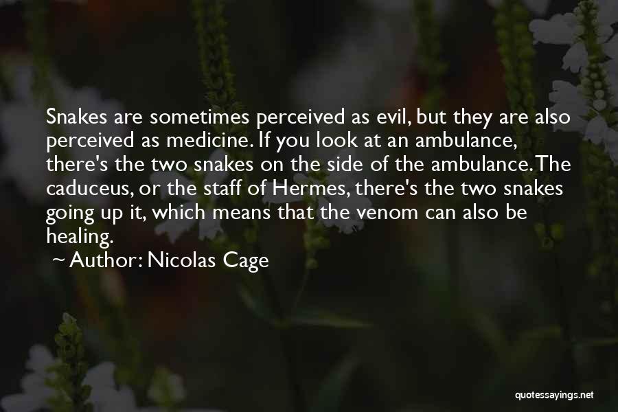 Nicolas Cage Quotes 1635807