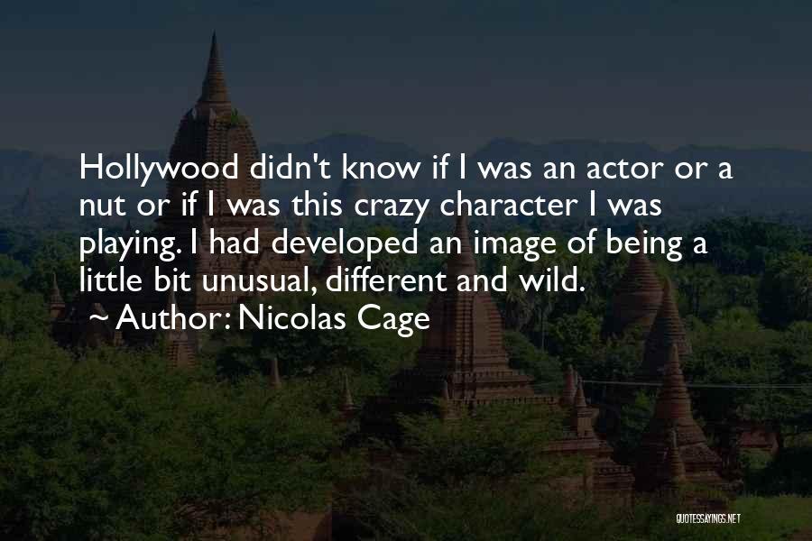 Nicolas Cage Quotes 1645495