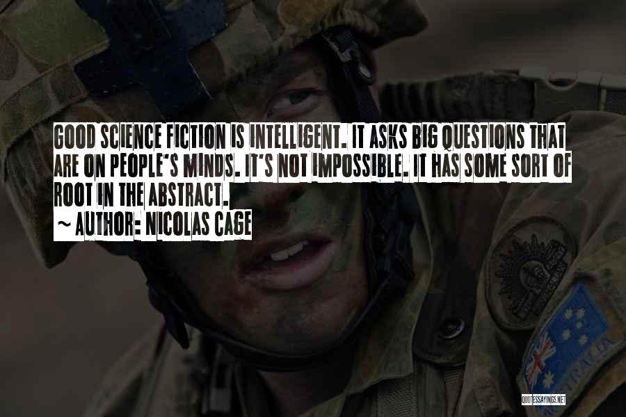 Nicolas Cage Quotes 1706303