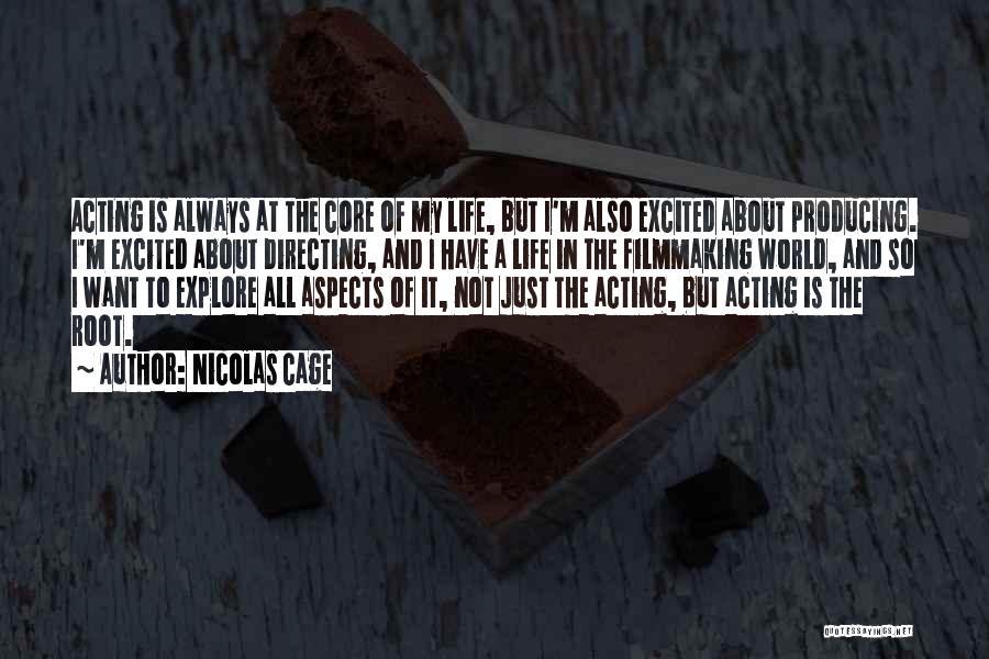 Nicolas Cage Quotes 1716017