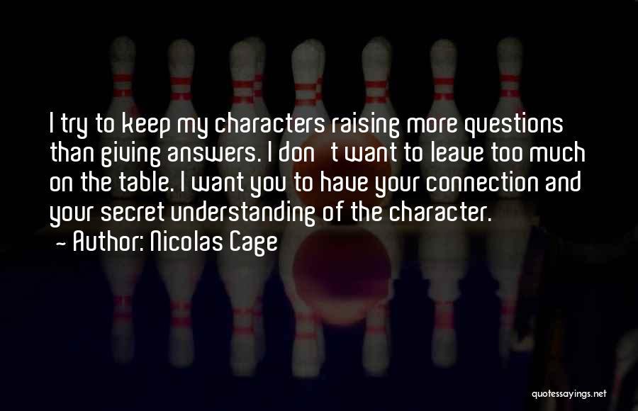 Nicolas Cage Quotes 174741