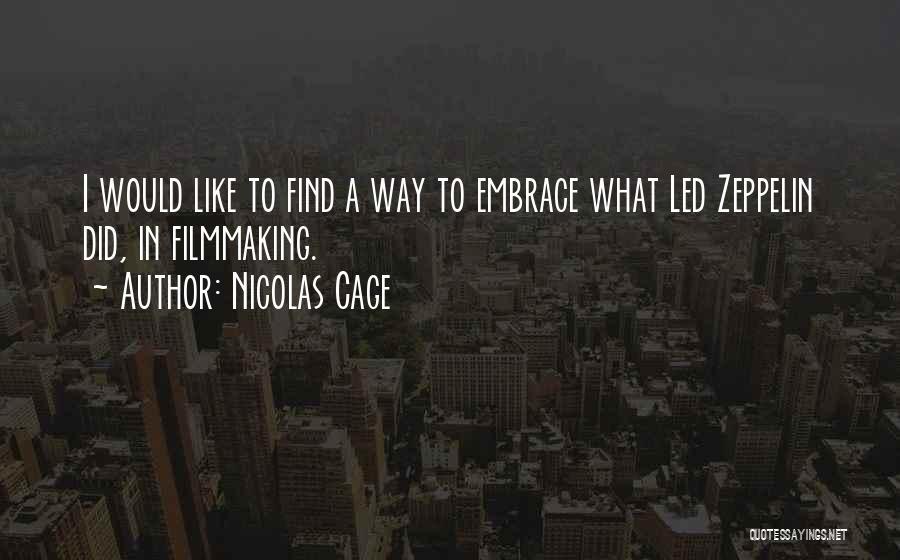 Nicolas Cage Quotes 1902937