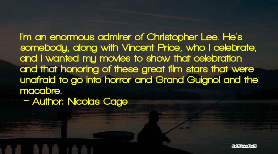 Nicolas Cage Quotes 2042190