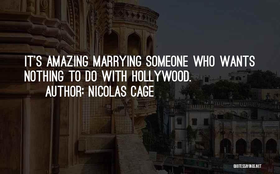 Nicolas Cage Quotes 237011