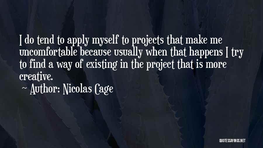 Nicolas Cage Quotes 250147