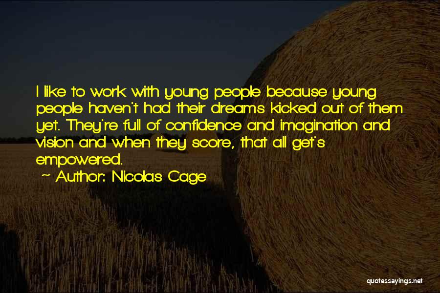 Nicolas Cage Quotes 260880