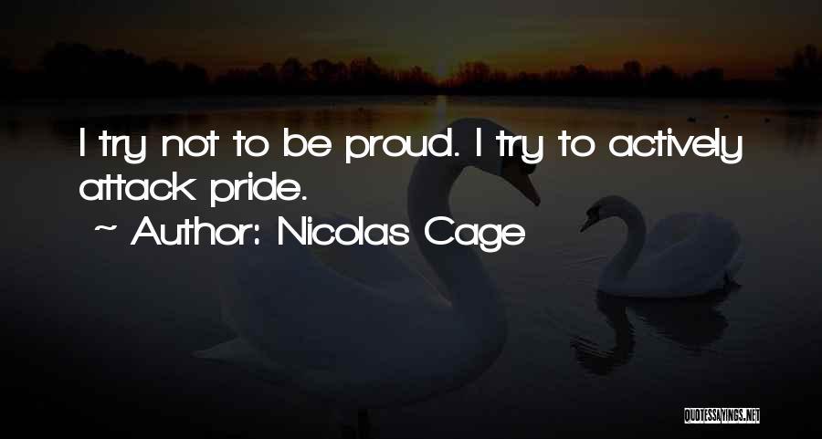 Nicolas Cage Quotes 538783