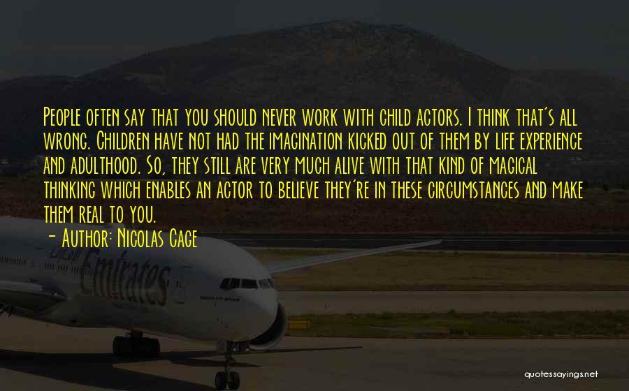 Nicolas Cage Quotes 662930