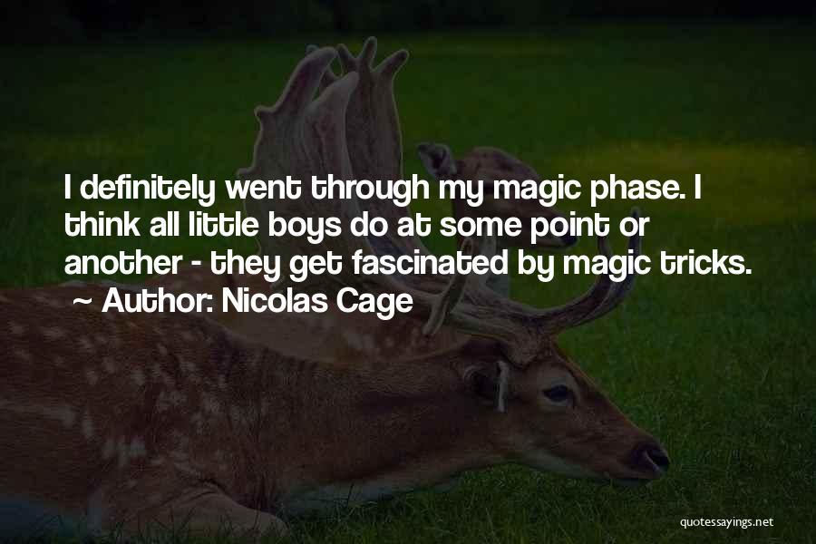 Nicolas Cage Quotes 684417