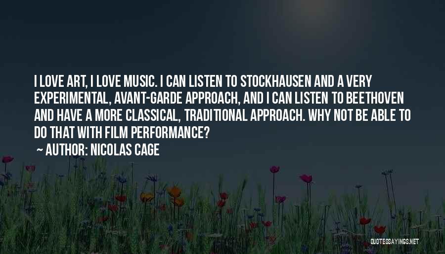 Nicolas Cage Quotes 722711