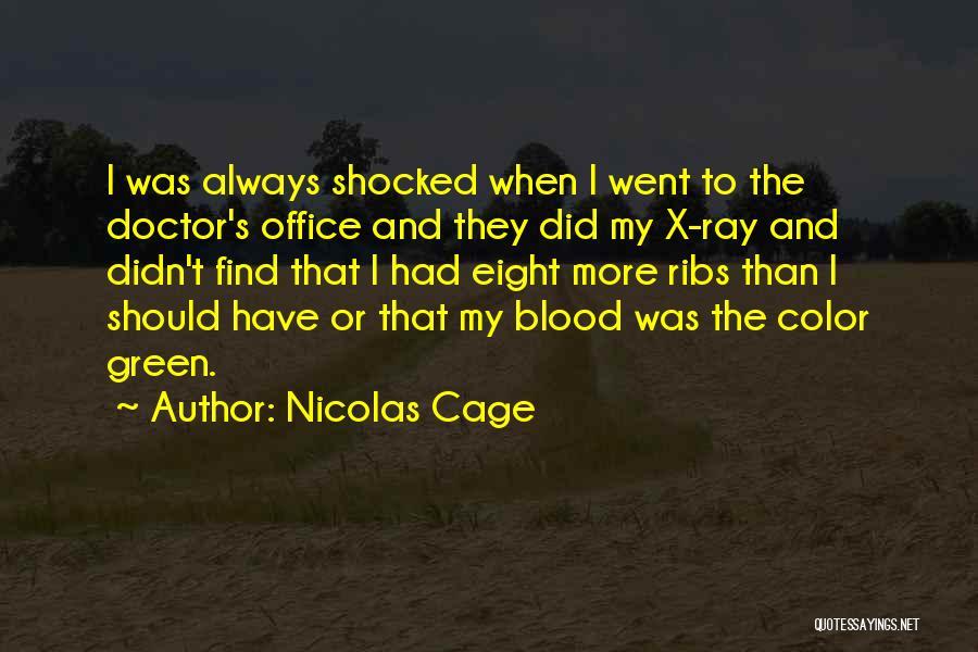 Nicolas Cage Quotes 858370