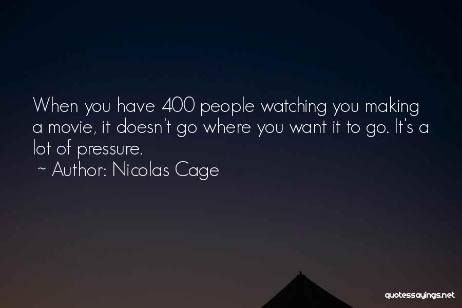 Nicolas Cage Quotes 945191