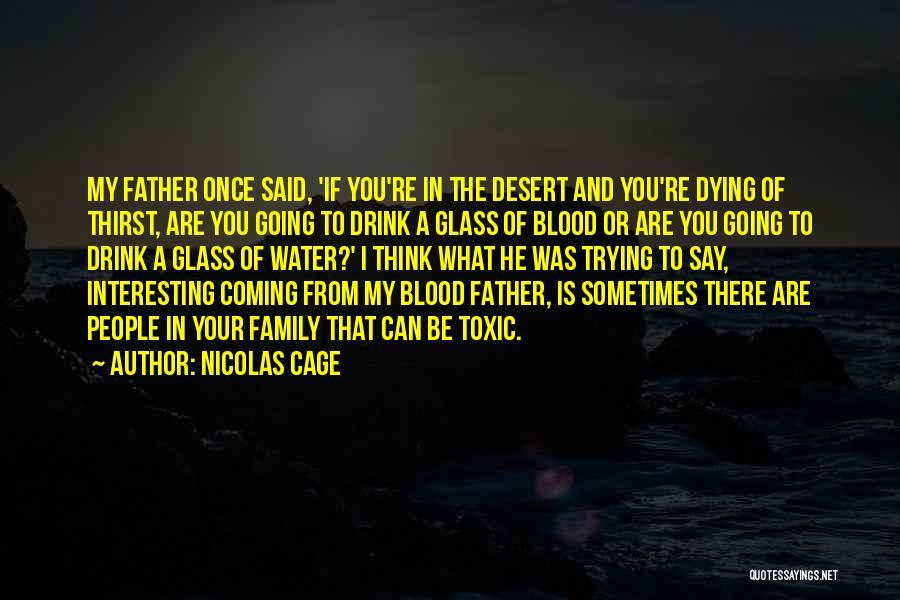 Nicolas Cage Quotes 955402