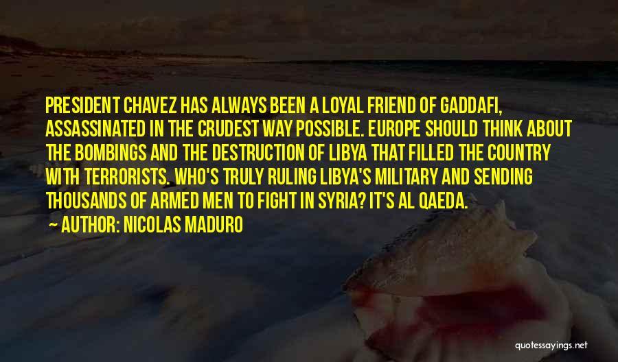Nicolas Maduro Quotes 1681437