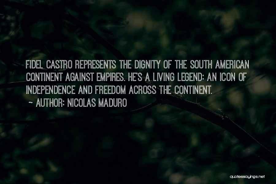 Nicolas Maduro Quotes 2045232