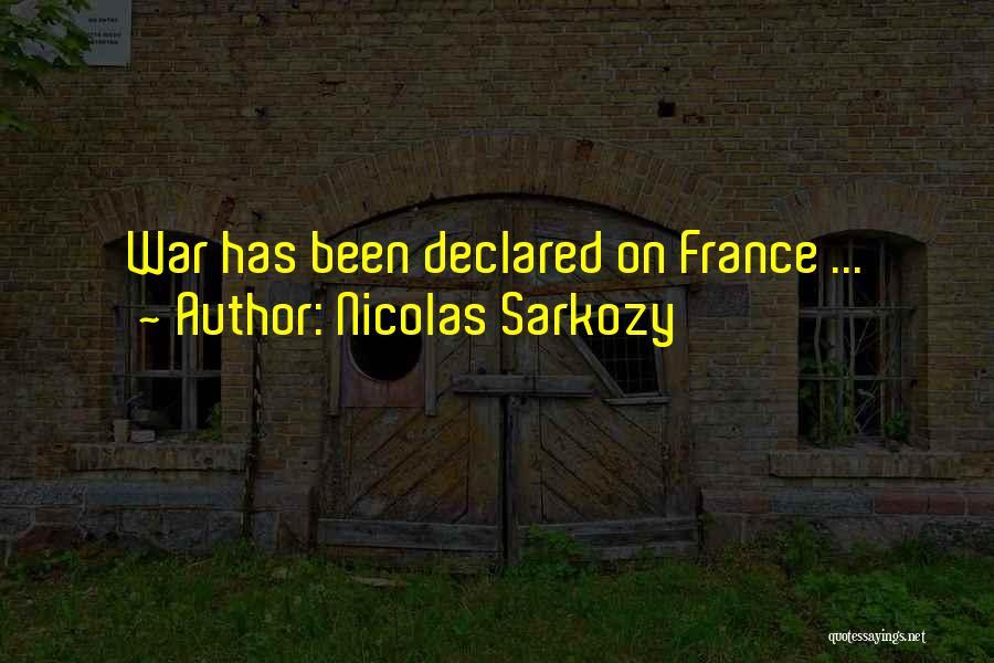 Nicolas Sarkozy Quotes 1139533
