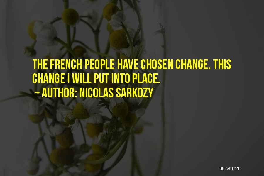 Nicolas Sarkozy Quotes 1746361