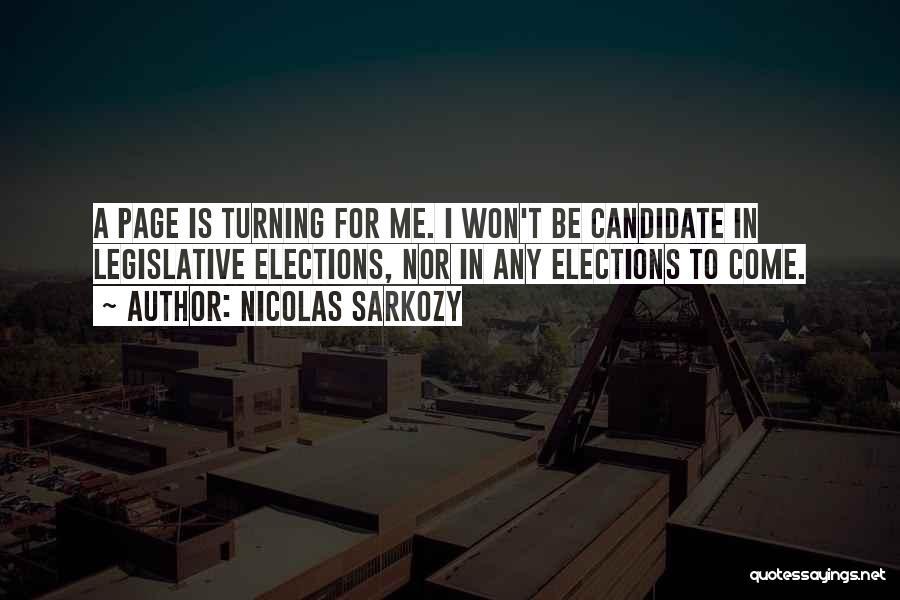 Nicolas Sarkozy Quotes 1924430