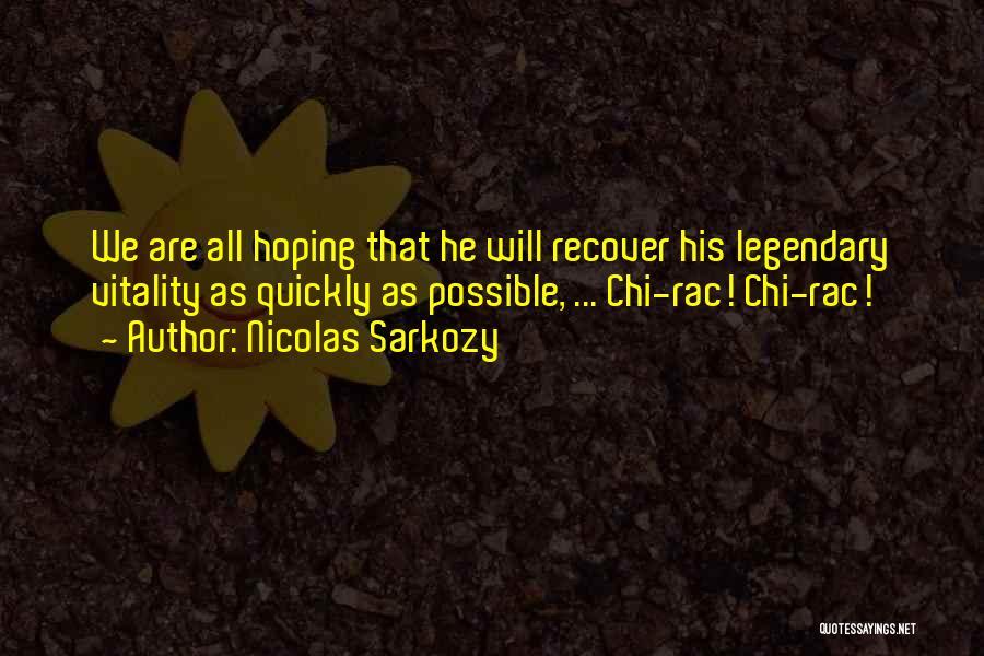 Nicolas Sarkozy Quotes 205503