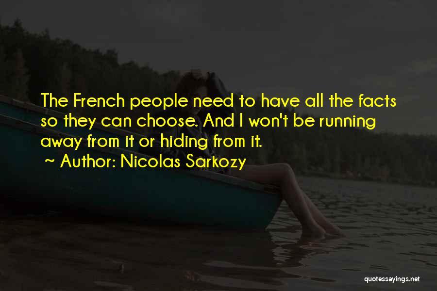 Nicolas Sarkozy Quotes 219843