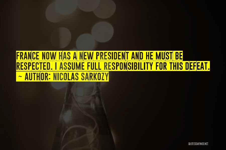 Nicolas Sarkozy Quotes 936333