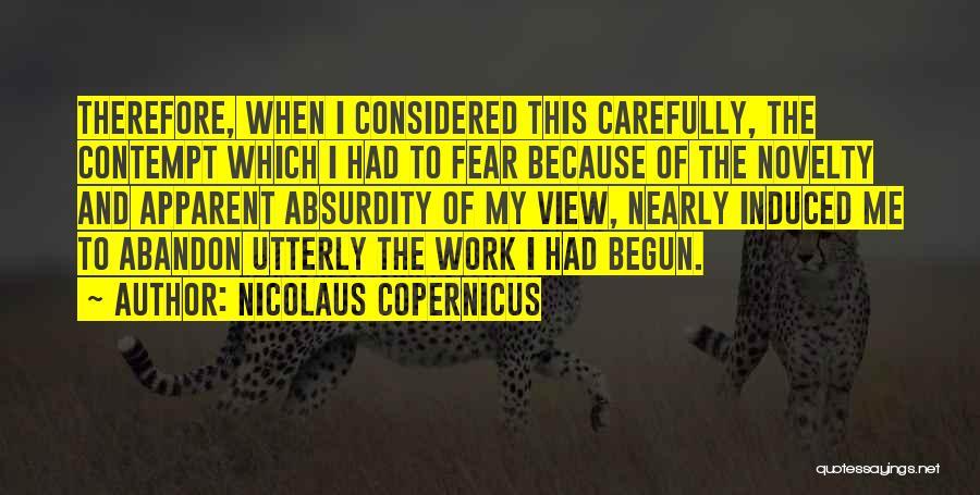 Nicolaus Copernicus Quotes 110285