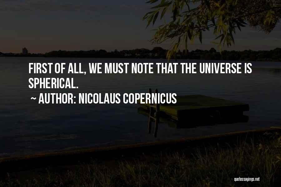 Nicolaus Copernicus Quotes 1380452