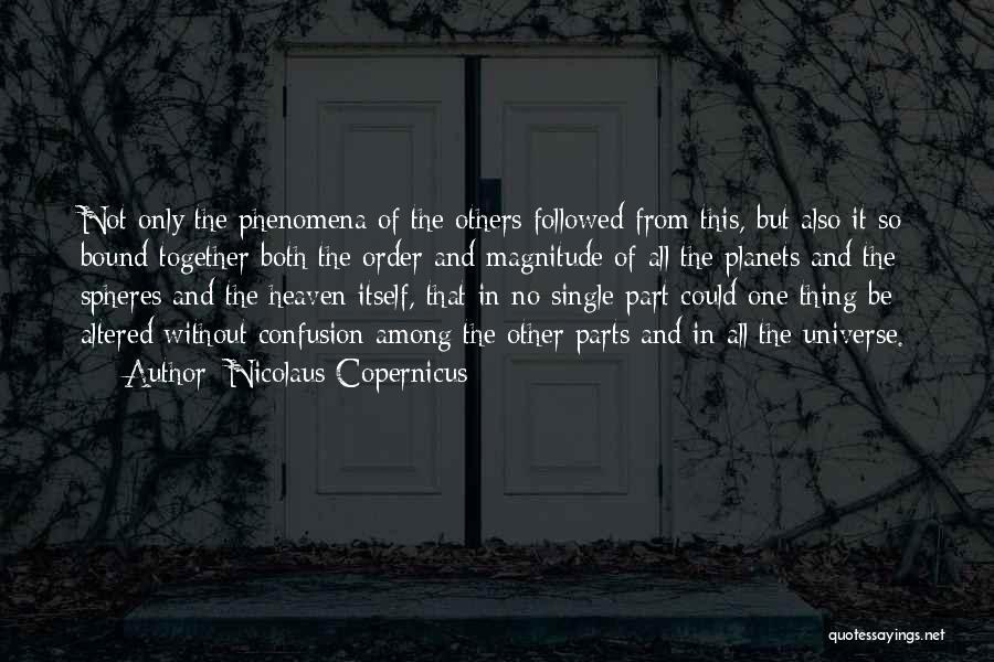 Nicolaus Copernicus Quotes 1800056