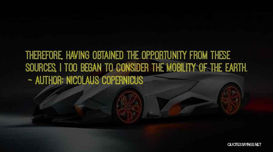 Nicolaus Copernicus Quotes 1802687