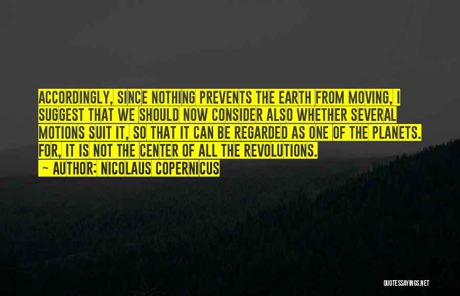 Nicolaus Copernicus Quotes 198135