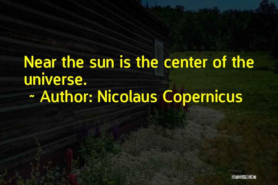 Nicolaus Copernicus Quotes 214757