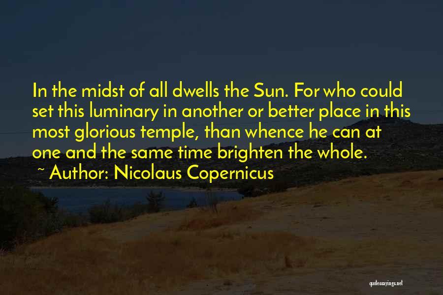 Nicolaus Copernicus Quotes 252303