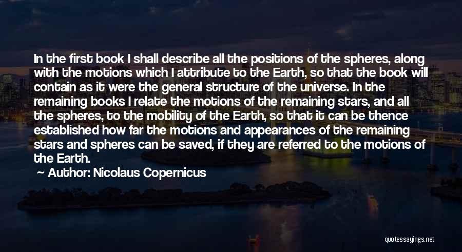 Nicolaus Copernicus Quotes 452150